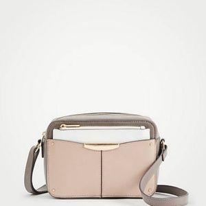 NWT Pochette Camera Bag Paver Grey